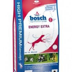 Bosch Energy Extra 15 kg - Mancare caini