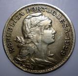 A.130 PORTUGALIA 50 CENTAVOS 1929, Europa, Cupru-Nichel
