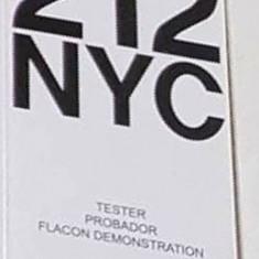 Carolina Herrera 212 NYC Tester 100ml - Parfum femeie Carolina Herrera, Apa de parfum