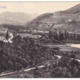 Romania, Algyogy, Geoagiu, carte postala circulata 1913: Detaliu - Carte Postala Transilvania 1904-1918, Geoagiu Bai, Fotografie