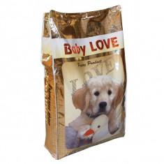 Ljubimetz Puppy Junior Mix 10 kg + Cadou Vitamine PetWay Junior 50 tablete - Mancare caini