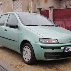 Fiat Punto, 1.2 benzina, an 1999, 160000 km, 1242 cmc