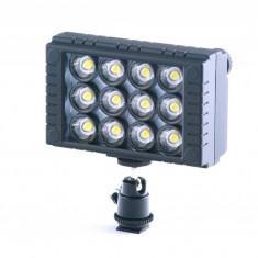Lampa video cu 12 Leduri Wansen W12 II