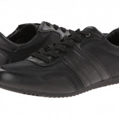 Pantofi sport GUESS Triston masura 43 43, 5 - Adidasi barbati Guess, Culoare: Negru