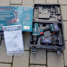Filetanta ZENIT ZSHA 18 Li Profi - Surubelnita electrica