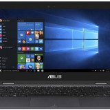 Asus Ultrabook Asus ZenBook Flip UX360CA, 13.3 Full HD Touch, Intel Core M5-6Y54, RAM 8GB, SSD 128GB, Windows 10 Home, Grey
