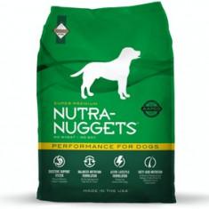 Nutra Nuggets Dog Performance 15+3 Gratis - Mancare caini