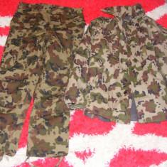 Costum mozaic matlasat- de iarna - Imbracaminte Vanatoare, Marime: XXL