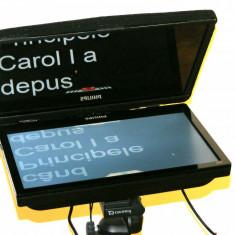 Prompter/ teleprompter/autocue 15 inch portabil FST