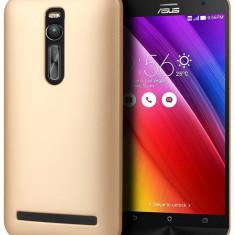 Asus Smartphone ASUS Zenfone 2 ZE551ML Dual Sim Activ 64GB 4GB RAM 4G LTE 2.3Ghz Gold - Telefon Asus