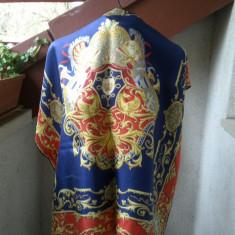 BATIC MATASE NATURALA ERRE MODEL IMPERIAL - Batic Dama, Culoare: Bleumarin