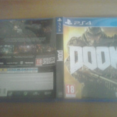 DOOM - PS4 - Jocuri PS4, Shooting, 18+, MMO
