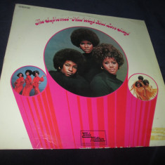 The Supremes ‎– New Ways But Love Stays _ vinyl(LP, album) Germania (funk&soul) - Muzica R&B Altele, VINIL