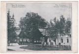 #1902- Romania, Valcele, Elopatak cp circulata 1929: Vila Goldstein si Dobrescu