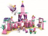 JOC CONSTRUCTIE TIP LEGO MARCA COGO,CASTELUL PRINTESEI,346 PIESE, SENZATIONAL., Unisex