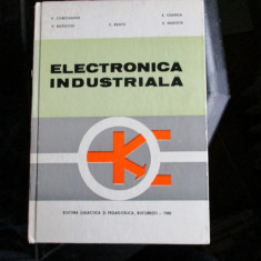 ELECTRONICA INDUSTRIALA P. CONSTANTIN