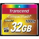 Card memorie Transcend Compact Flash 1000x 32GB