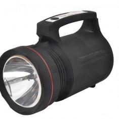 Lanterna Profesionala Led CREE 15W Cu Acumulator 8006