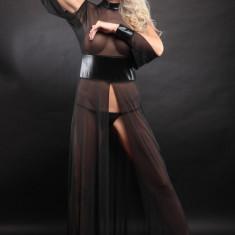 Lenjerie Lady Lust Sexy 310 Arab Cadana Dansatoare Piele Eco Costum Dans Outfit - Lenjerie sexy femei