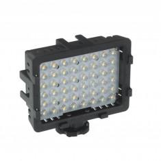 Nanguang CN-48H Lampa foto-video cu 48 LED-uri - Lampa Camera Video