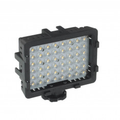 Nanguang CN-48H Lampa foto-video cu 48 LED-uri - Lampa Camera Video