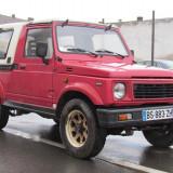 Suzuki Samurai Autoutilitara 4x4, 1.3 benzina, an 1990