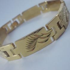 Bratara Barbati placata cu Aur 18k Cod 1610BB006 - Bratara placate cu aur