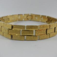 Bratara Barbati placata cu Aur 18k Cod 1610BB007 - Bratara placate cu aur