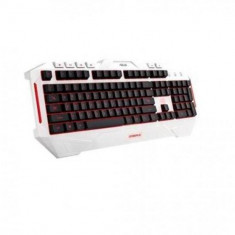 Asus Tastatura gamer Asus Cerberus Arctic USB, Black