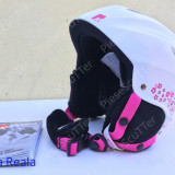 Casca Schi - Ski - Sky - Snowboard - Copii - Nevica ( 50 - 54 CM ) - Casca ski