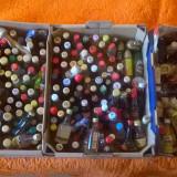 Colectie sticlute bauturi miniatura