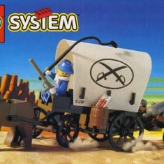 LEGO 6716 Covered Wagon - LEGO Classic