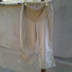 Yessica by ATC&A / pantaloni gravida mar. 38 / M - Pantaloni dama, Marime: M, Culoare: Din imagine