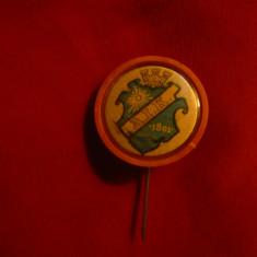 Insigna Echipa Fotbal AIK Suedia, d=2, 5 cm - Insigna fotbal