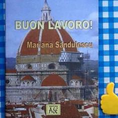 Buon lavoro! Mariana Sandulescu - Curs Limba Italiana Altele