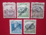 TIMBRE ROMANIA UNGARIA  1919