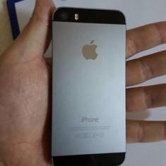 iPhone 5S Apple 16GB neverlocked, Gri, Neblocat