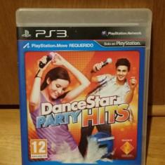 PS3 Dance Star Party Hits / Move obligatoriu - joc original by WADDER - Jocuri PS3 Sony, Simulatoare, 12+, Multiplayer