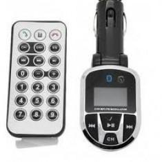 Modulator FM cu Bluetooth I-Mobile - Modulator FM auto