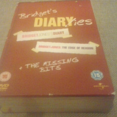 Bridget's diaries - 3 DVD - Film drama, Engleza