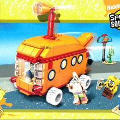 LEGO 3830 The Bikini Bottom Express - LEGO Classic