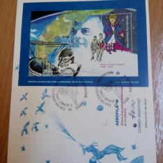FDC Bloc Argentina 1995