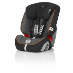Scaun Auto Evolva 1-2-3 Plus Black Marble - Scaun auto copii Britax, 1-2-3 (9-36 kg)