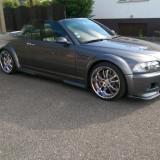 BMW-M3 C46R UNIC de 399ch decapotabil E46, An Fabricatie: 2002, Benzina, 61500 km, 3200 cmc, Seria M