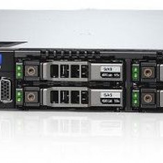 Dell Server Dell PowerEdge R430 (Procesor Intel® Xeon® E5-2609 v3 (15M Cache, 1.90 GHz), Haswell, 1x8GB @2133MHz, DRR4, RDIMM, No HDD, 550W PSU)