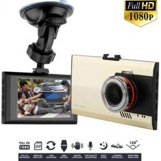 Camera auto Super Slim 1080Full HD cu iesire HDMI