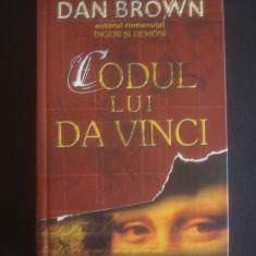 DAN BROWN - CODUL LUI DA VINCI - Roman, Anul publicarii: 2004