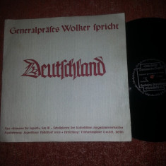 Disc Gramofon-Patefon-Katholische Jugend Düsseldorf-STIMMEN DER JUGEND - Muzica Corala Altele, VINIL