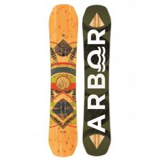 PLACA SNOWBOARD ARBOR CODA ROCKER 2015 158 - Placi snowboard