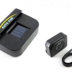 Ventilator auto alimentat solar Auto Cool